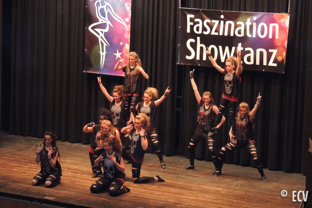 """Auftritt Silaville bei """"Faszination Showtanz"""""""