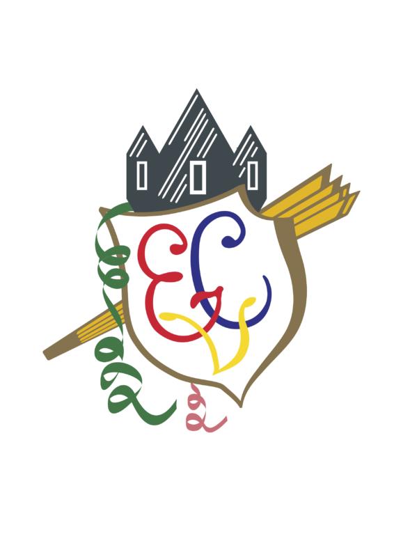 Das überarbeitete ECV-Wappen seit 2015