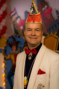 Vizepräsident Markus Molitor