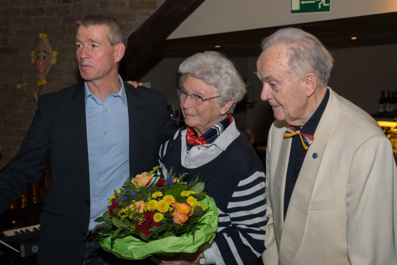 65 und 60 Jahre Mitgliedschaft